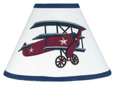 JoJo Designs Jo Jo Designs Sweet Vintage Aviator Lamp Shade