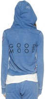 Peace Love World Good Mood Love2Love Light Zip Hoodie