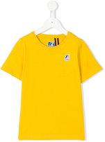 K Way Kids chest logo t-shirt