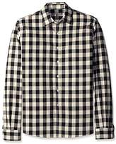 Threads 4 Thought Men's Buffalo Check Woven Shirt