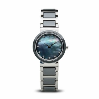 Bering Womens Analogue Quartz Watch with Stainless Steel Strap 10725-789