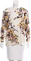 Giambattista Valli Printed Cashmere Sweater w/ Tags