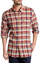 Barbour Bernard Plaid Long Sleeve Tailored Fit Shirt