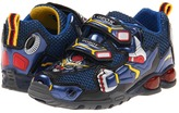 Geox Kids - Baby Fighter 2 213 (Toddler/Little Kid) (Blue) - Footwear