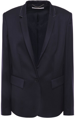 Stella McCartney Wool-twill Blazer