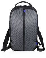 Emporio Armani Middle Zipper Backpack
