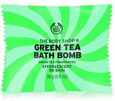 The Body Shop Green Tea Bath Bomb, Fizzing Bubble Bath, 28g