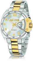 Just Cavalli Just Escape Two Tone Stainless Steel Men's Watch