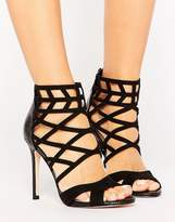 Lipsy Cut Out Strappy Sandal