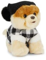 Gund Buffalo Plaid Plush Boo Toy