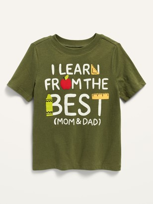 Old Navy Short-Sleeve Graphic Tee for Toddler Boys