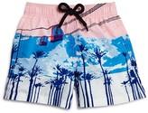 Vilebrequin Boys' Jam Sky Blue Swim Trunks