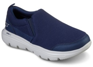 Skechers Men's GOwalk Evolution Ultra - Splinter Slip-On Walking Sneakers from Finish Line