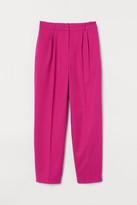 H&M Ankle-length suit trousers