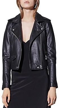IRO Ashville Leather Motorcycle Jacket