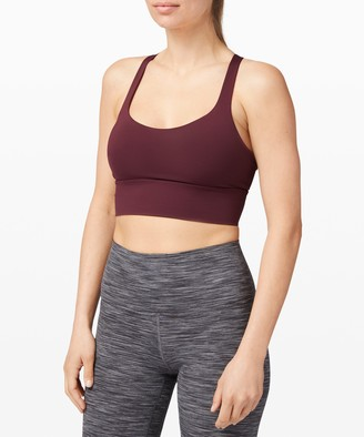 Lululemon Free To Be Bra Long Line*Light Support, A/B Cup (Online Only)