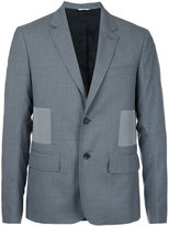 Oamc side panel blazer - men - Virgin Wool - 50