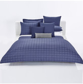 BOSS HUGO BOSS Framework4 300 Thread Count Navy Sham - King