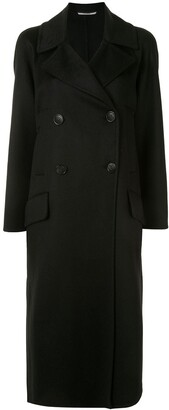 Colombo Double-Breasted Tailored Coat