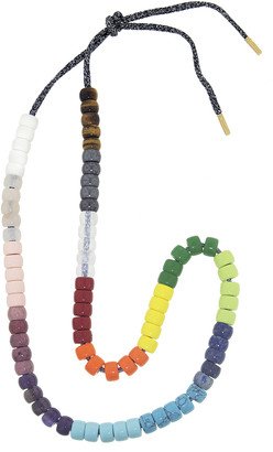 Carolina Bucci FORTE Beads Moonbow Storm Necklace Kit - Yellow Gold