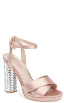Topshop Luna Embellished Sandal (Women)