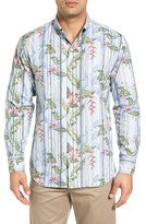 Tommy Bahama Men's Jungle Mist Sport Shirt
