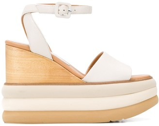 Paloma Barceló Rosie wedge sandals