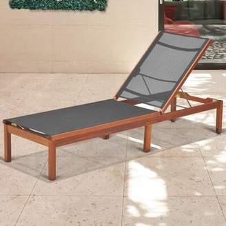 Beachcrest Home Hillsford Reclining Chaise Lounge