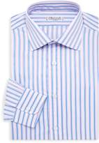 Charvet Two-Tone Stripe Dress Shirt