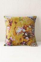 Urban Outfitters Marble Glam Velvet Pillow
