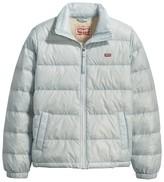 Levi's Short Padded Jacket with High-Neck