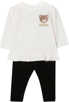 Moschino Top And Trousers Set