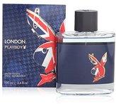 Playboy London Eau De Toilette for Men, 100 ml by