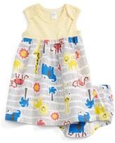 Nordstrom Infant Girl's Sleeveless Dress & Shorts Set