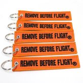 Rotary13B1 - Remove Before Flight Key Chain - 5pcs