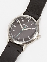 Tsovet Silver and Black JPT-PW36 36mm Watch