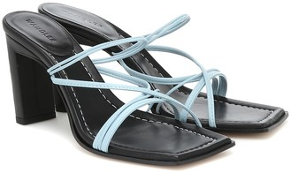 Wandler Johanna leather sandals