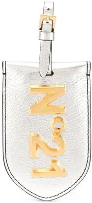 No.21 Logo Badge