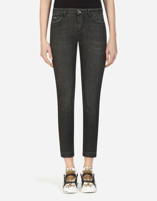 Dolce & Gabbana Pretty-Fit Jeans In Stretch Denim