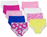 Fruit of the Loom Girls 4-14 9-pk. Signature Cotton Briefs