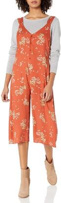 Somedays Lovin Women's Lover Floral Print Midi Jumpsuit