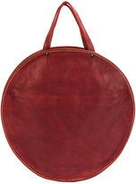 Guidi circle tote - women - Calf Leather - One Size