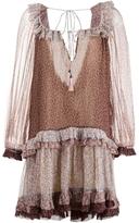 Zimmermann Eden Ruffle Dress