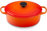 Le Creuset 5-Quart Signature Oval Dutch Oven