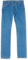 Valentino Men's Cotton Slim Fit Jeans