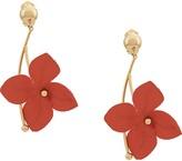 Marni Flora drop earrings