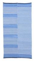 Lemlem 'Selina' contrast stripe cotton-blend wrap
