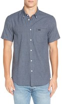RVCA 'That'll Do' Trim Fit Woven Shirt