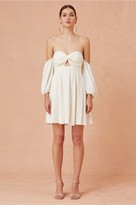 Keepsake WISTFUL MINI DRESS creme