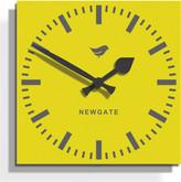 Newgate Clocks - Depot Clock - Sunblaze Yellow - 50cm dia